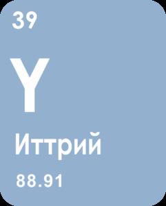 Иттрий